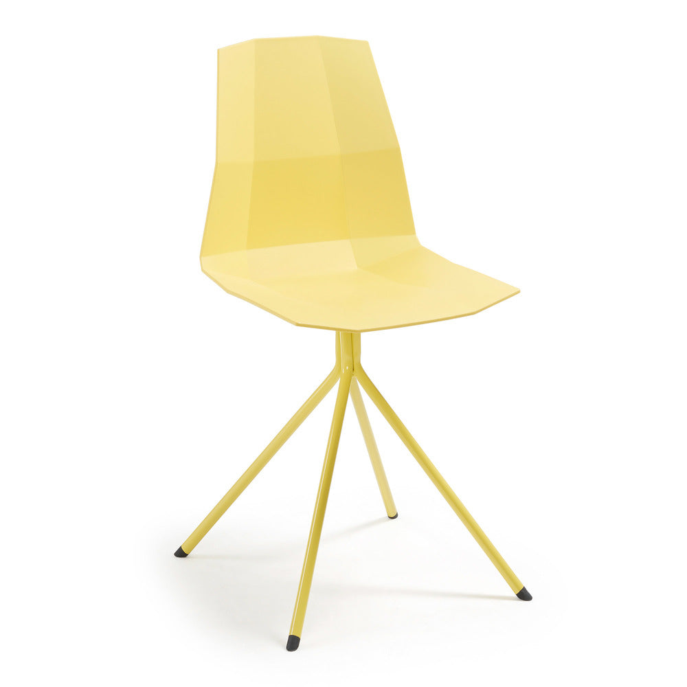 Hex Chair Yellow