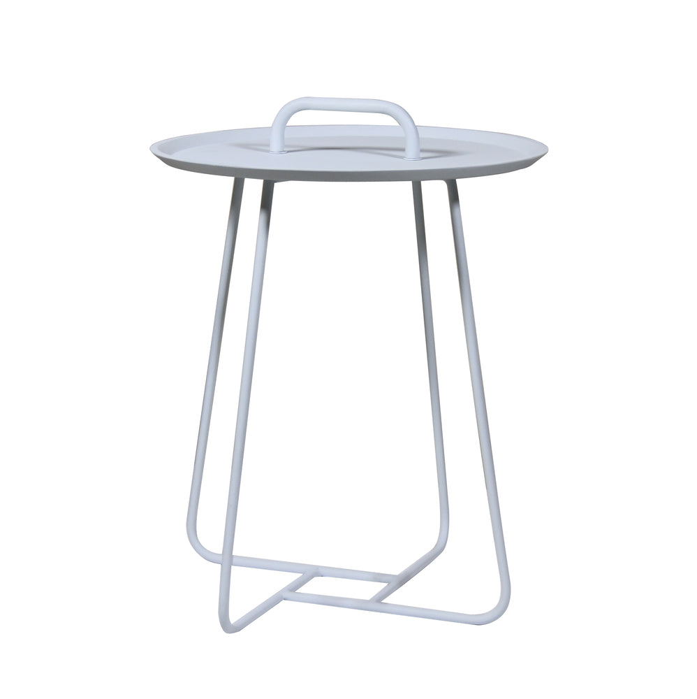 Rocco Indoor/Outdoor Lift Side Table