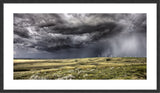 Storm Cloud Photographic Framed Print