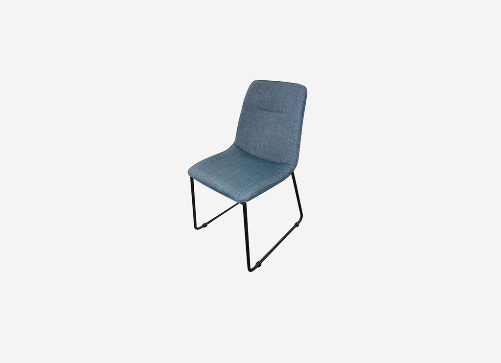 Scala Dining Chair Blue