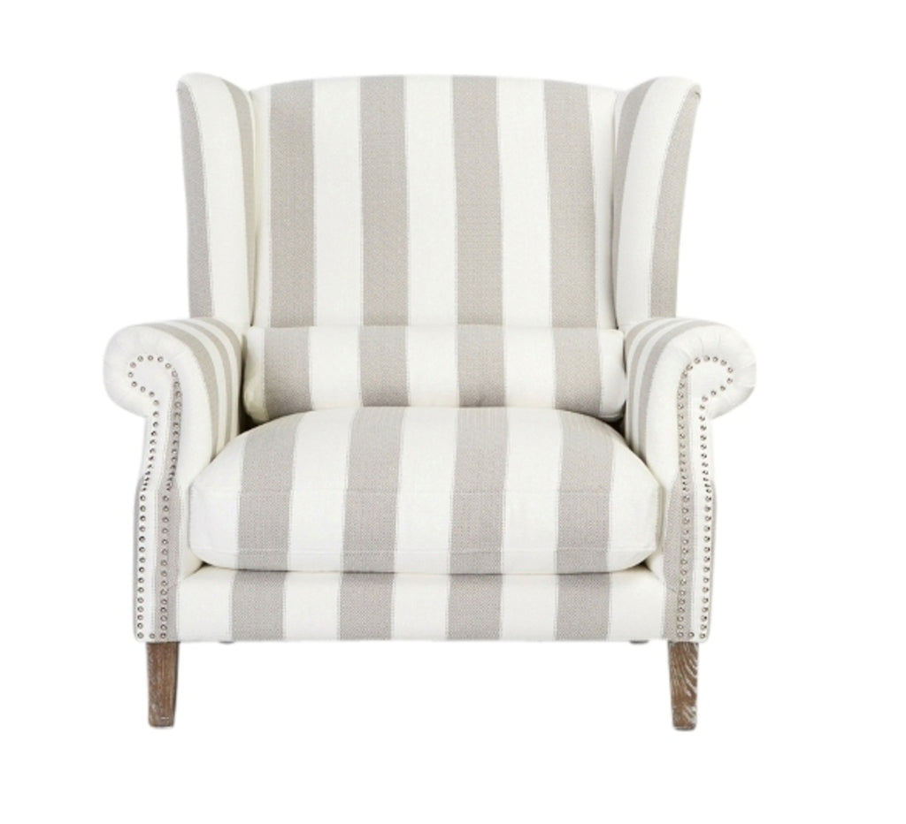 Celine II Love Chair Stripe