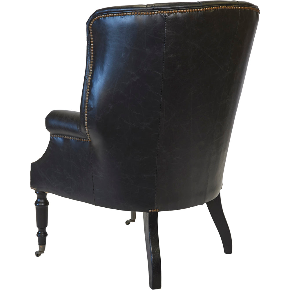 Mannum Arm Chair Black