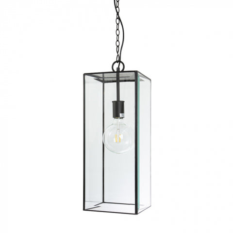 Tambora Stick Hanging Lamp White