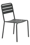 Halmstad Outdoor Chair Anthracite