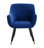 Coco Dining Chair French Navy