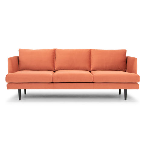 Sunset 3 Seat Sofa Velvet