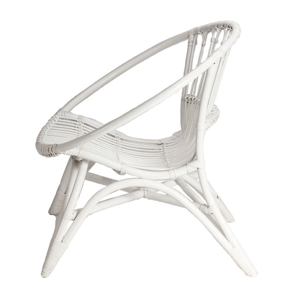 Gigi Chair White