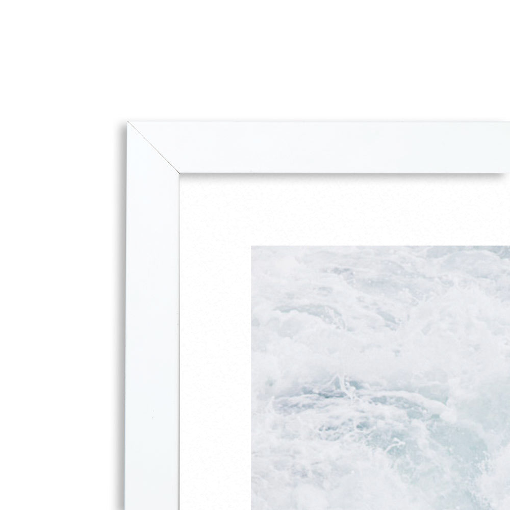 Sea 6 Framed Photographic Print