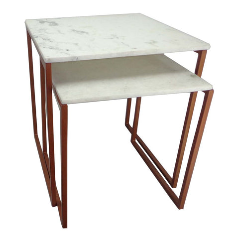 Atlas Set/2 Side Tables