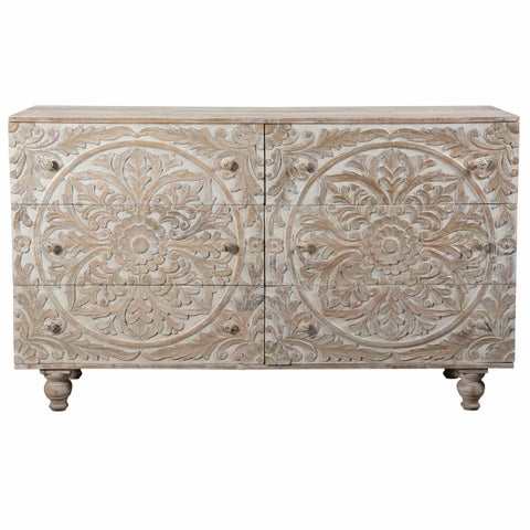 Huluhulu 6 Drawer Chest