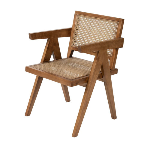 Harrington Rattan Chair