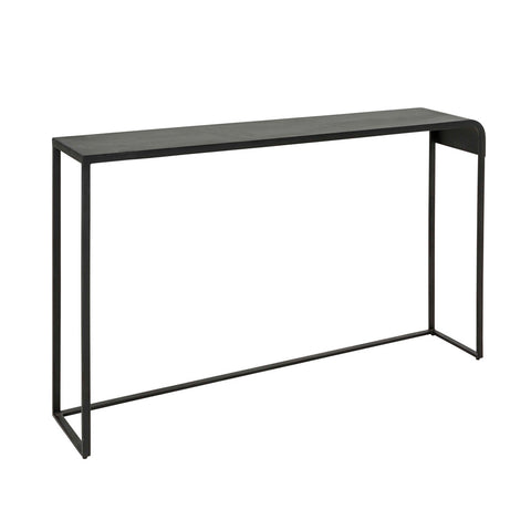 Press Side Tables Black Set/3