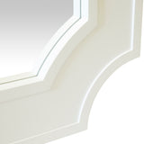 Bowral Floor Mirror White