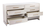 Capize Chest of Drawers Grey