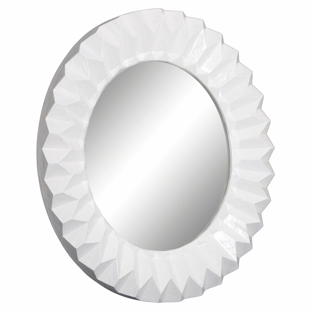 Swaziland Mirror White