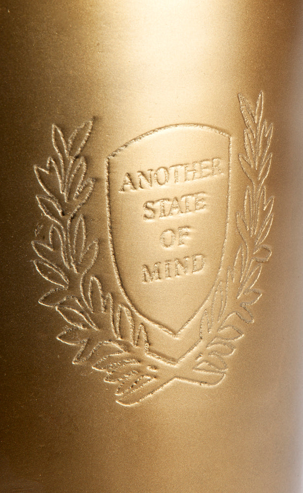 Fulton Wine Cooler Brass
