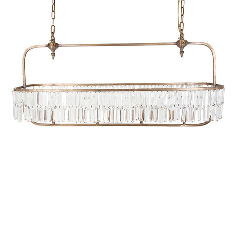 Valentina Long Chandelier
