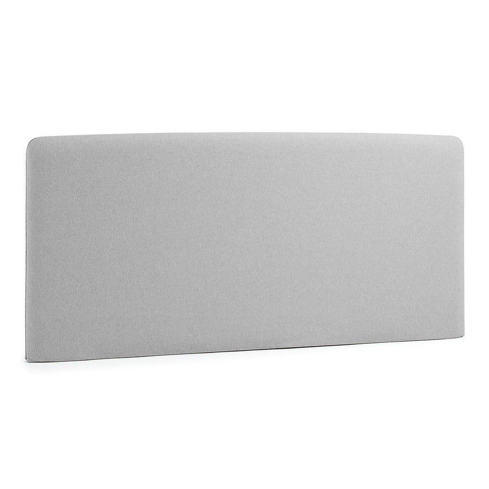 Falzone Headboard Queen Grey