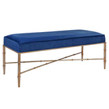 Cleo Bench Blue