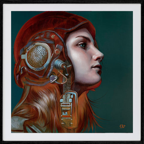 Drifting Limited Edition Print By Kathrin Longhurst