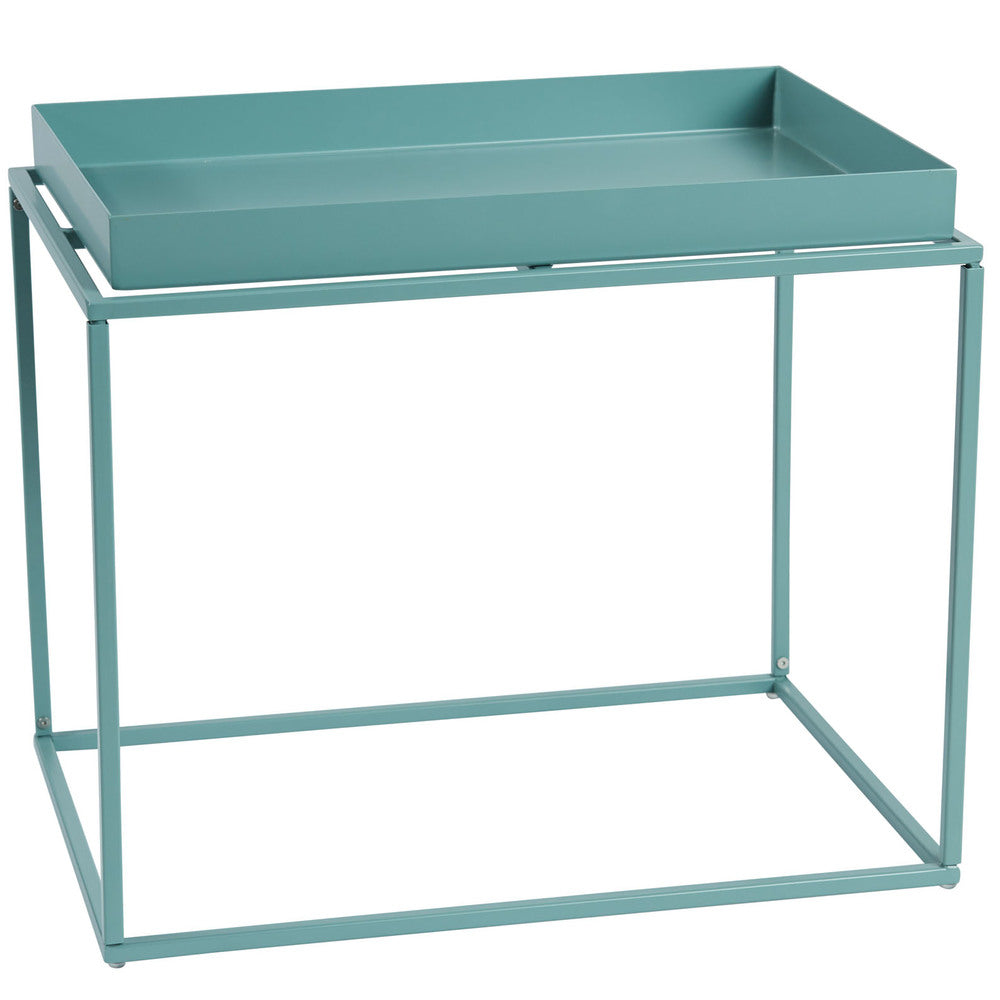 Alto Rectangular Tray Table Spearmint