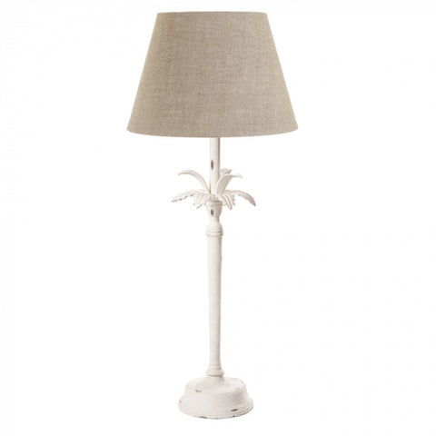 Casablanca Palm Tree Lamp White