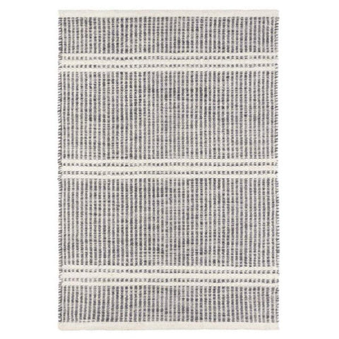 Huntington Wool Rug Grey