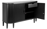 Caron Buffet Black