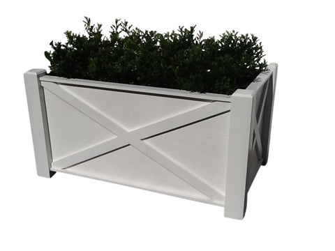 Sag Harbour Planter Black Various Sizes