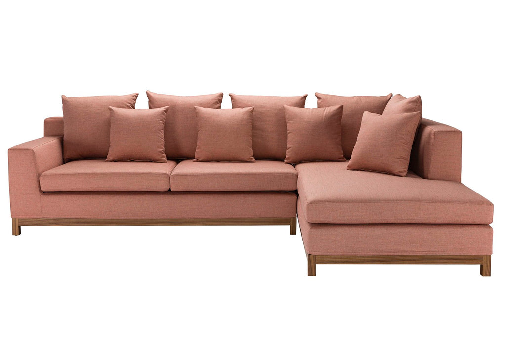 Bailey Modular Sofa New York Pink