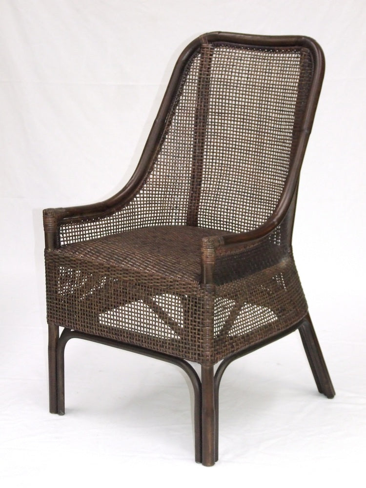 Albury Chair Black Oil Finish