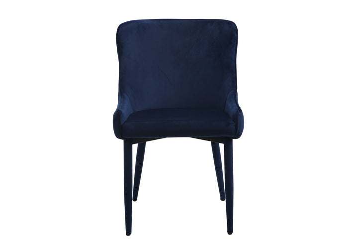 Masso Dining Chair Navy