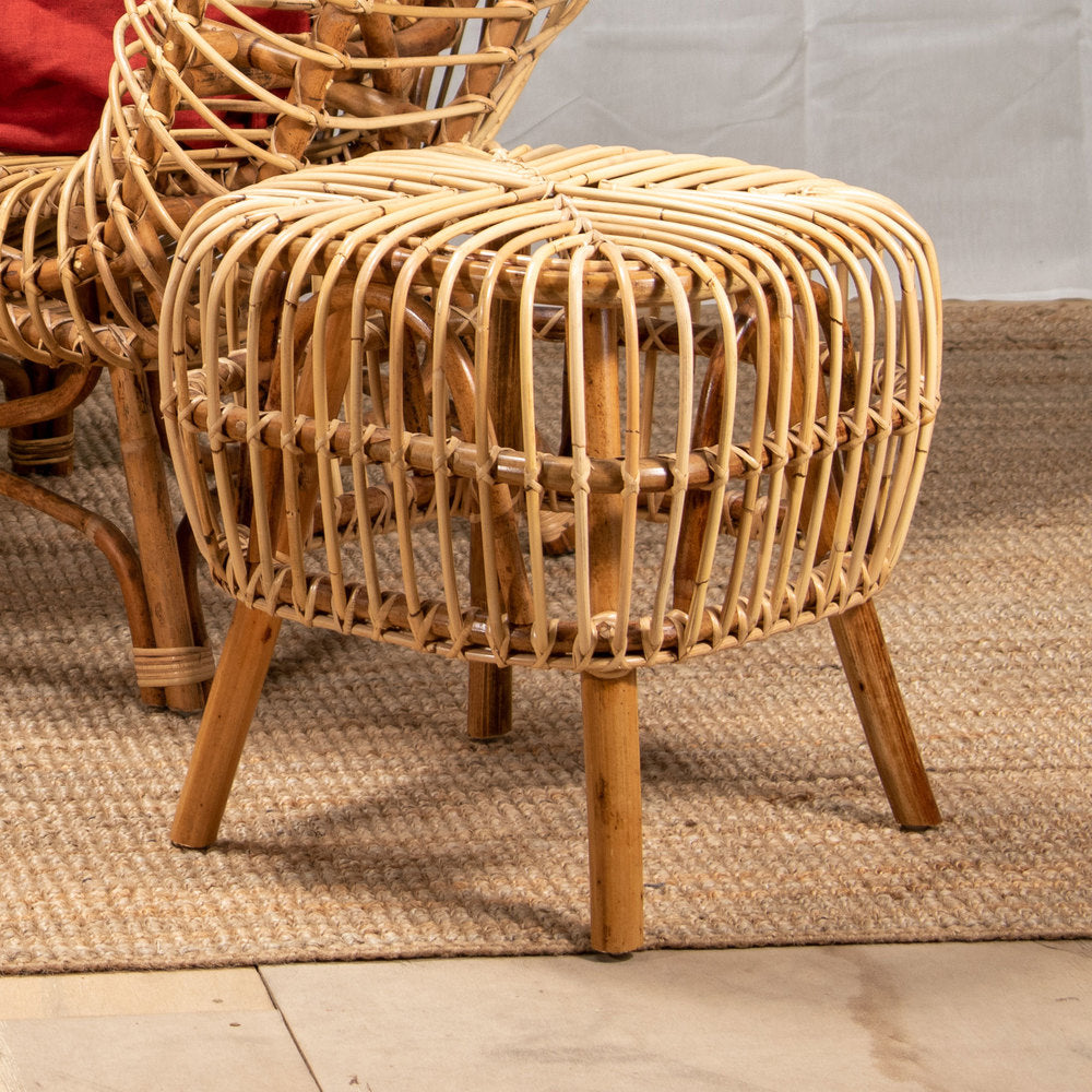 Hayman Side Table/Stool Natural