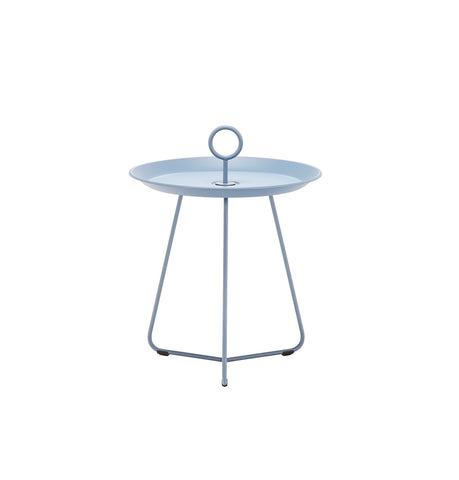 Eyelet Tray Table Pigeon Blue Small