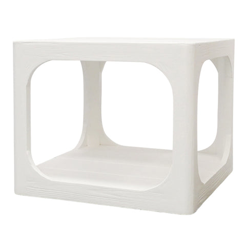 Gauthier Side Table White