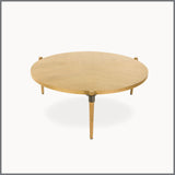 Colette Low Oak Coffee Table