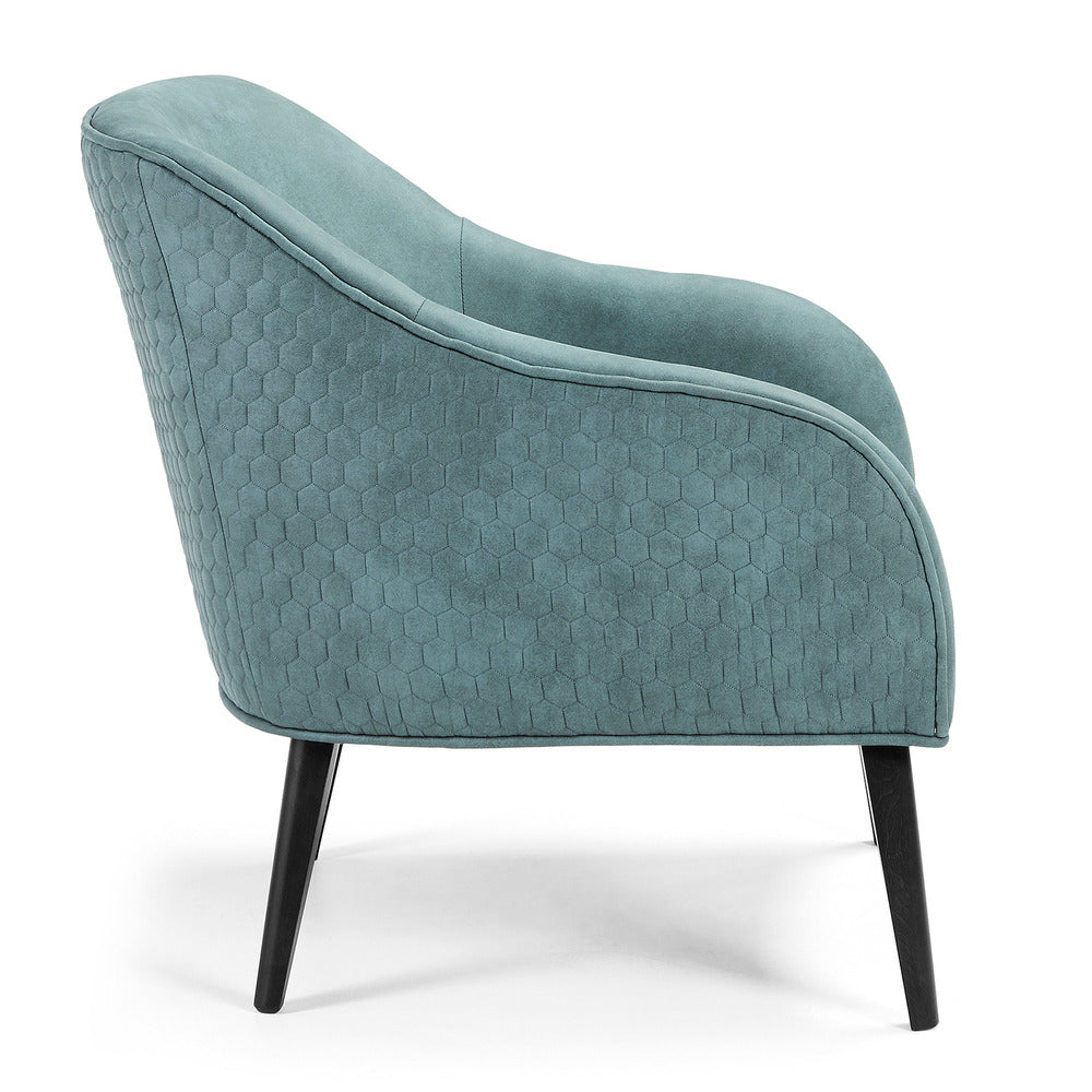 Lotus Arm Chair Green