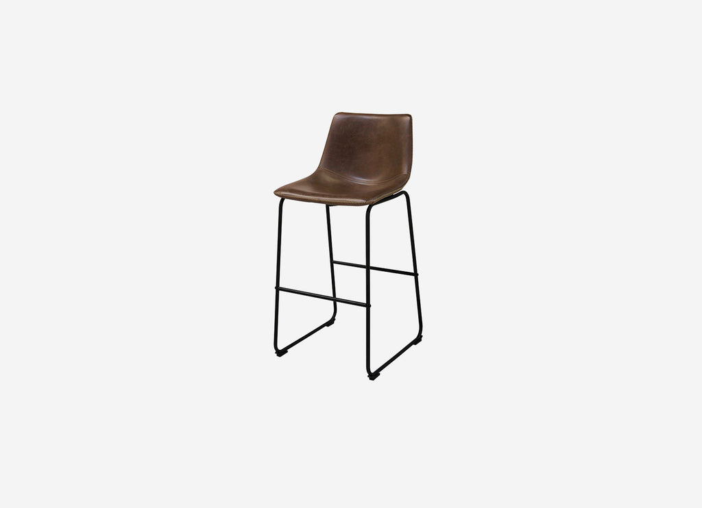 Bradford Counter Stool Brown
