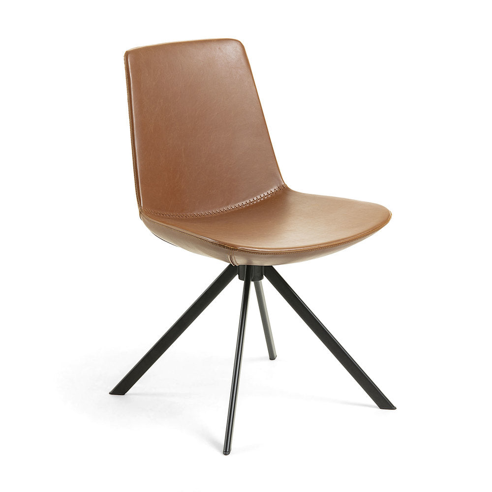 Salvatore Dining Chair Rust
