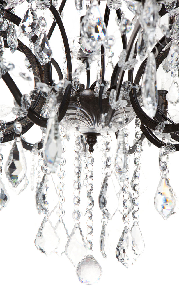 Waldorf Chandelier 18 Arm