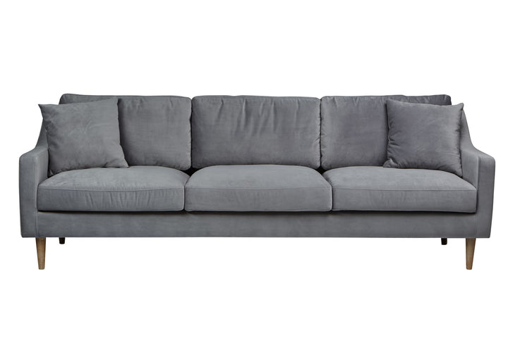 Lucienne Sofa Ice Grey