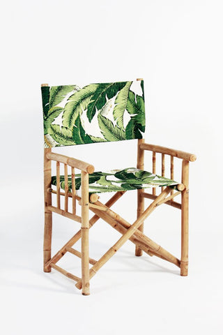 Martinez Directors Chair Natural