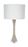 Fonda Faux Shagreen Table Lamp