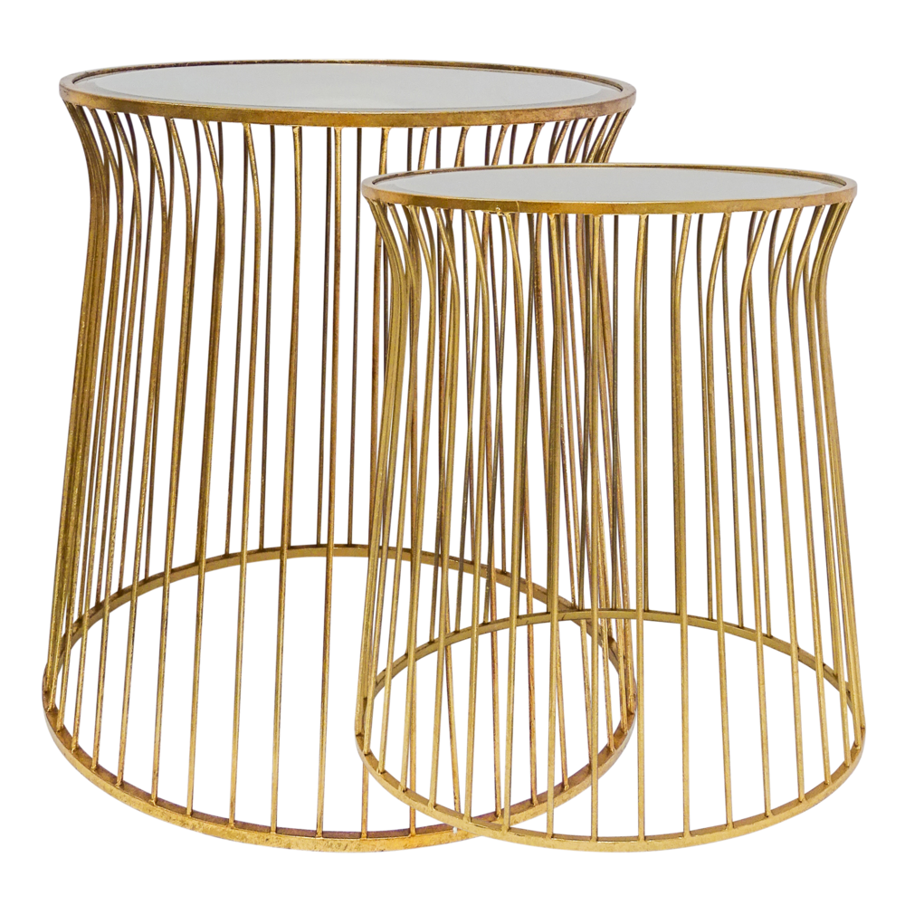 Gatsby Side Table Set/2