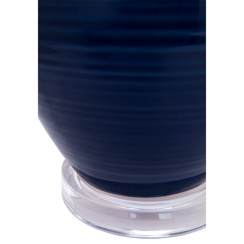 Bronte Table Lamp Blue