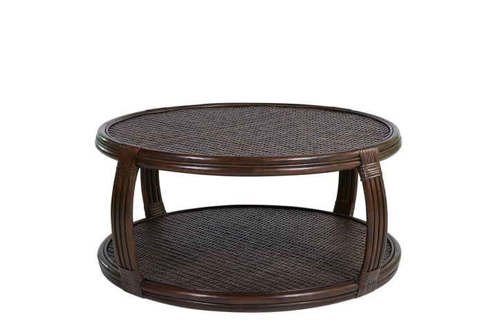 Moorea Coffee Table Coffee Bean