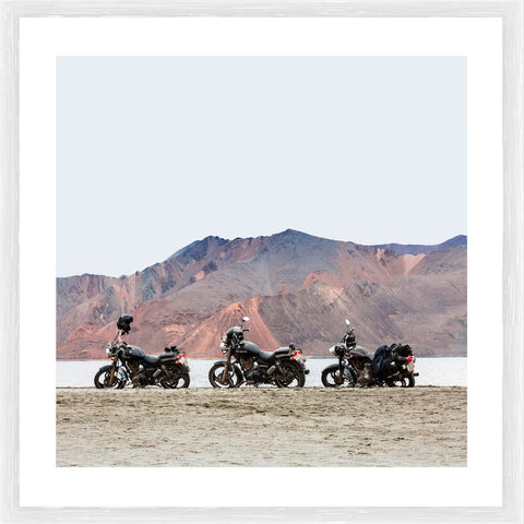 Long Trips Photographic Framed Print
