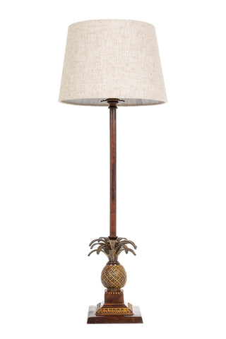 Caribbean Pineapple Table Lamp
