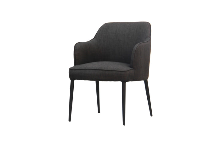 Greyson Dining Chair Charcoal
