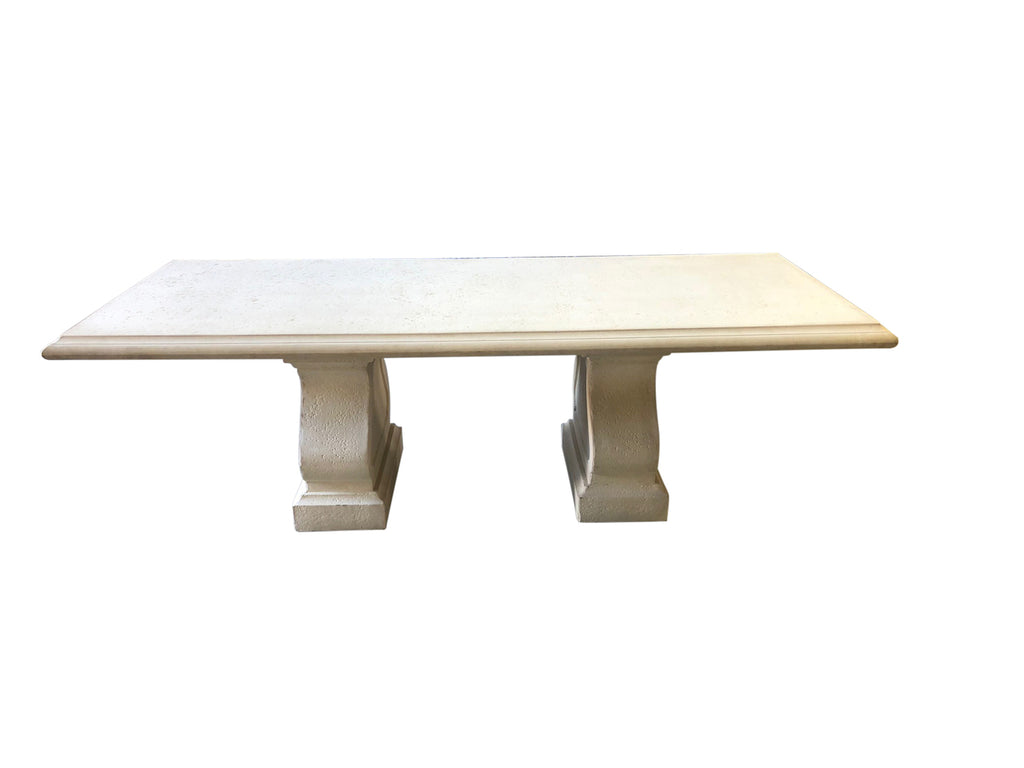 Outdoor Dining Table Rectangular 240cm X 100cm Interiors